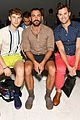 andrew rannells tommy dorfman buddy up at parke ronen show 04
