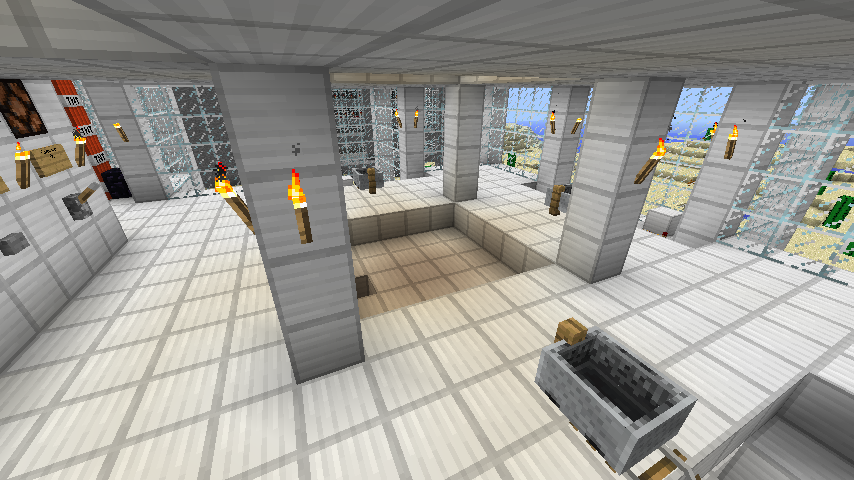 Reactor inside