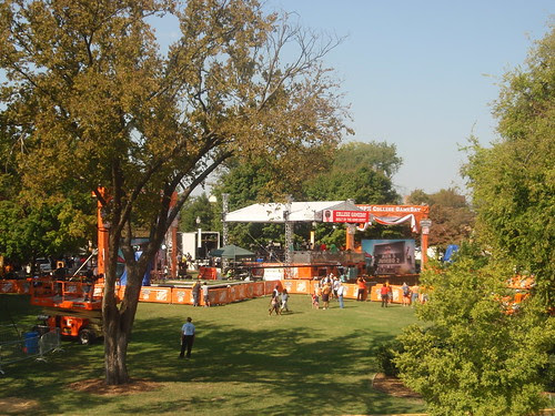 espn gameday stage