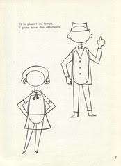 des personnages p6