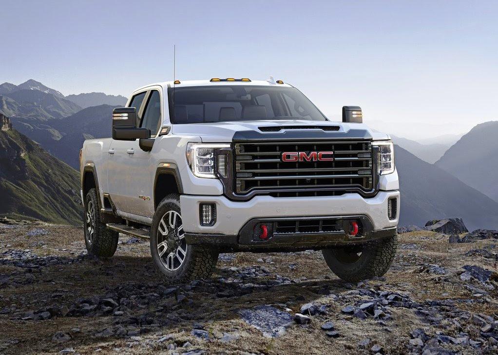 2021 gmc sierra 2500hd redesign release date  price