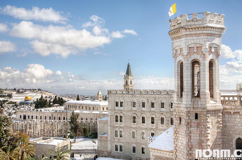 notre-dame-of-jerusalem-center