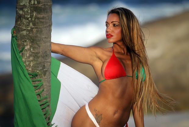 Ana Paula Evangelista (Foto: Daniel Pinheiro / Divulgação)