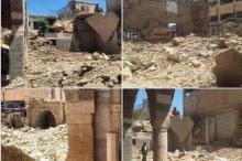 Eliyahu HaNavi Synagogue Destroyed