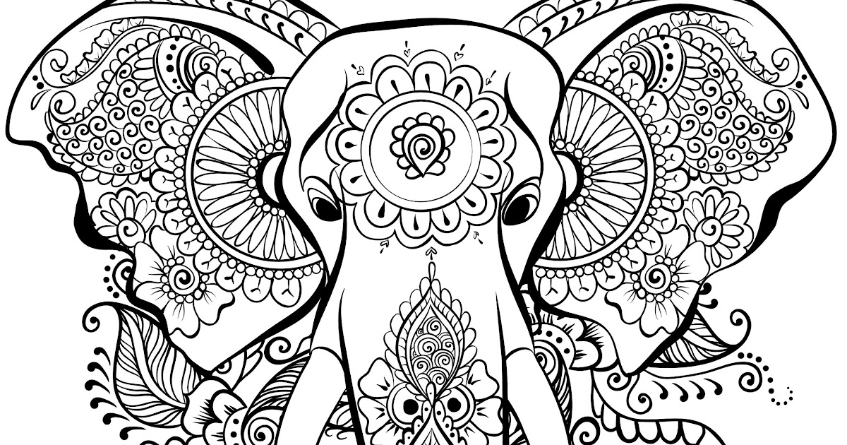 20+ Inspiración Mandalas Juveniles Dibujos Para Imprimir Y ...