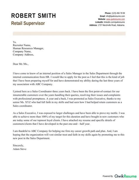 Cover Letter For Internal Promotion from lh5.googleusercontent.com
