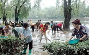 North Korea Famine and Floods