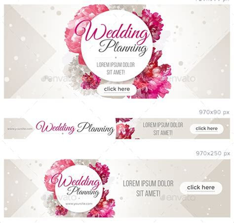 16  Wedding Banners   Free PSD, AI, Vector EPS Format
