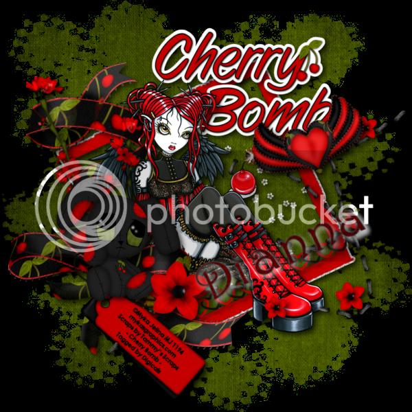 Cherry Bomb - Dianna