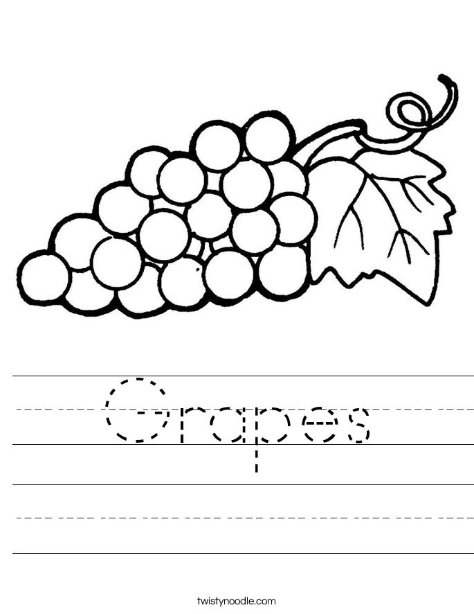 grapes 2_worksheet