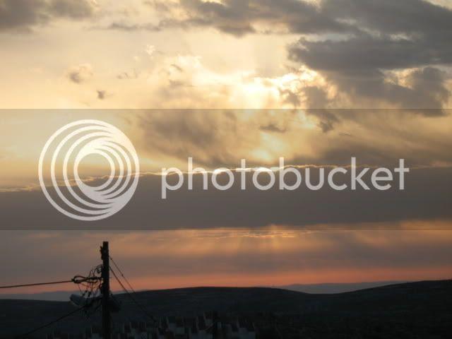 more sunrise