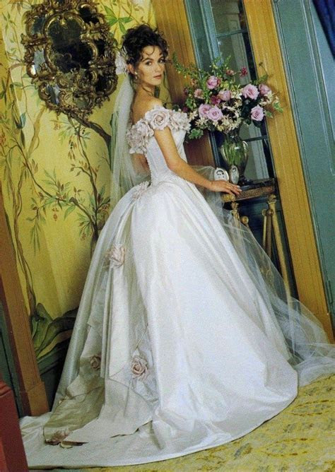 17 Best images about 1990's wedding gowns & dresses on