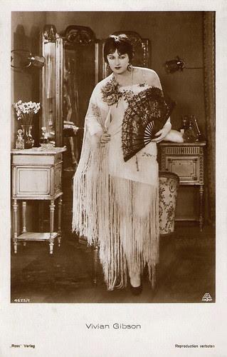 Vivian Gibson