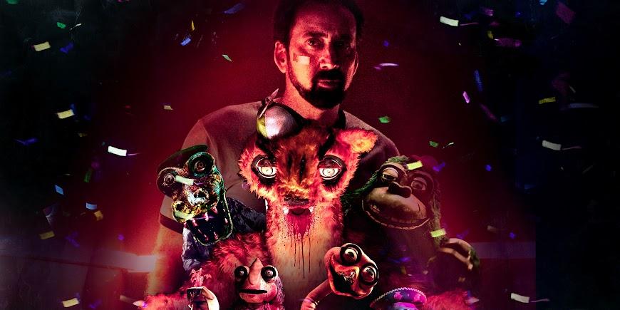 Willy's Wonderland (2021) 720p Movie English Film Free Watch Online