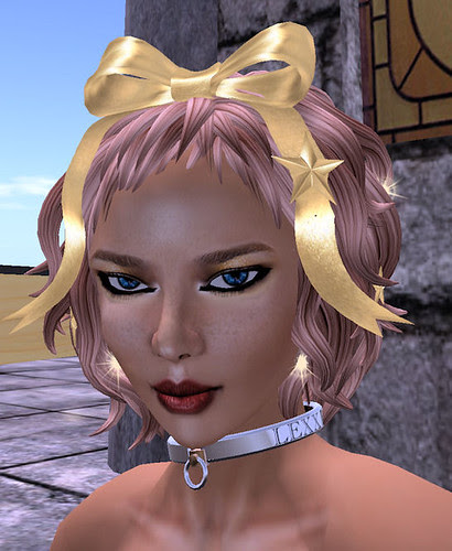CriCri Christmas hair gift