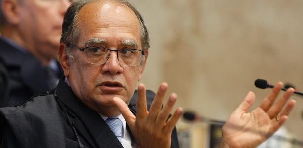Gilmar Mendes é relator, no TSE, da prestação de contas da presidente afastada
