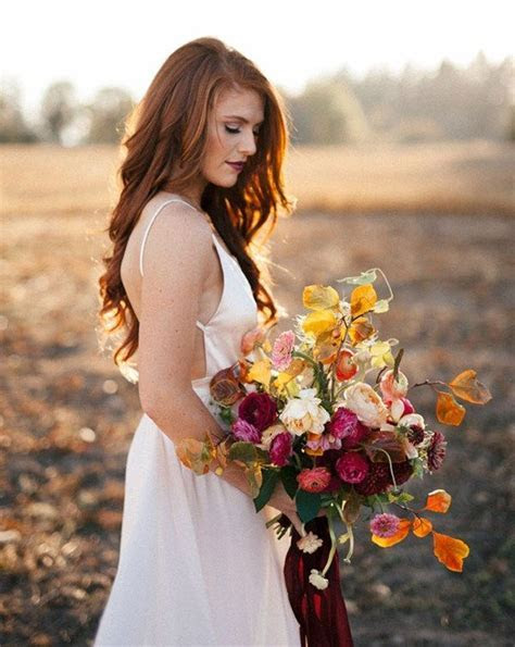 21 fabulous brides with ginger hair   Christie's Wedding