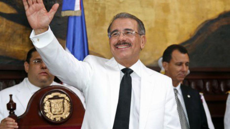 Danilo felicita al pueblo dominicano por aniversario 172 Independencia