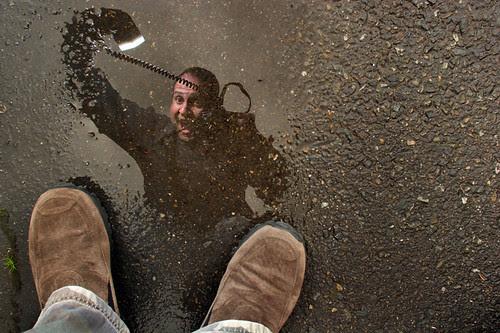 self puddle