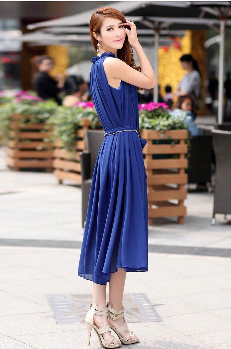 Long Dress Import Cantik iModeli Terbaru Jual Murah