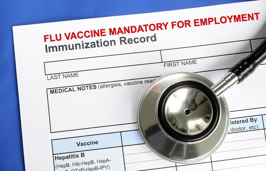 Immunization-Record-mandatory-flu-vaccine