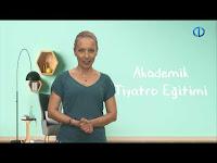 TÜRK TİYATROSU - Ünite 8 Özet - Açıköğretim Sistemi - Anadolu Üniversitesi