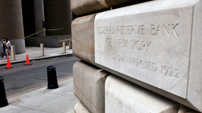 NY Federal Reserve (Federal Reserve Bank of New York)