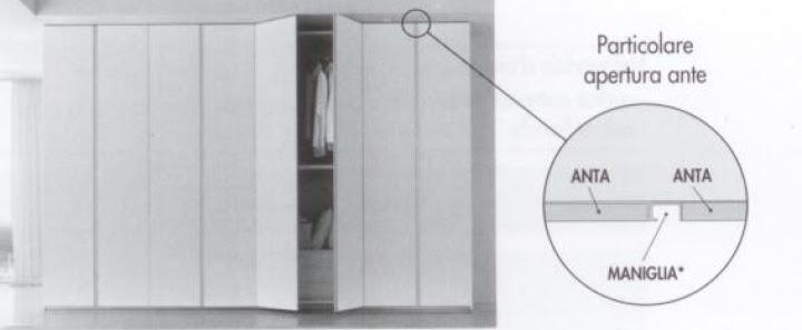 Armadio Con Apertura A Gola - The Homey Design