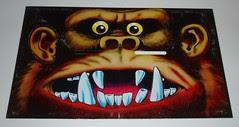 Topps Blockhead - #11 The Ape