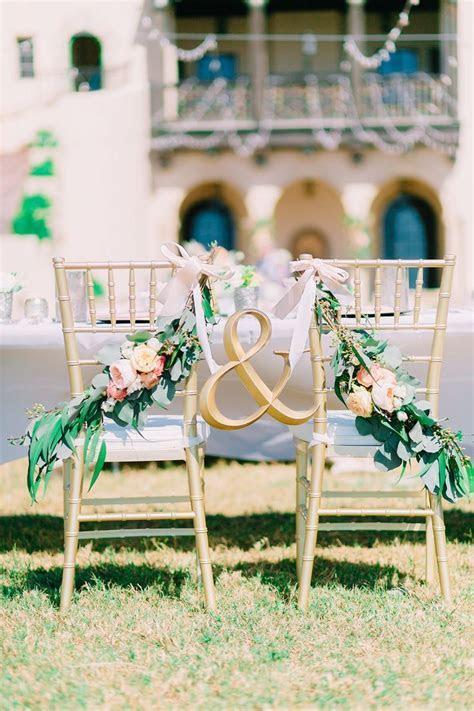 25  best ideas about Wedding Chairs on Pinterest   Wedding