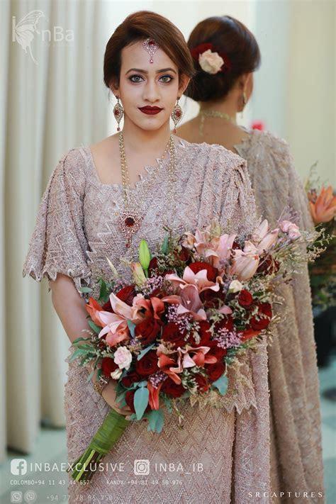 Pin by Widhushi Shashikala on bridal & bridesmaid ideas in