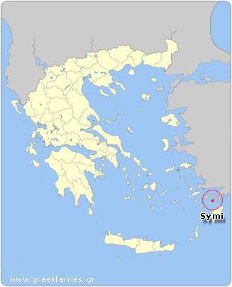 Αποτέλεσμα εικόνας για συμη χαρτης