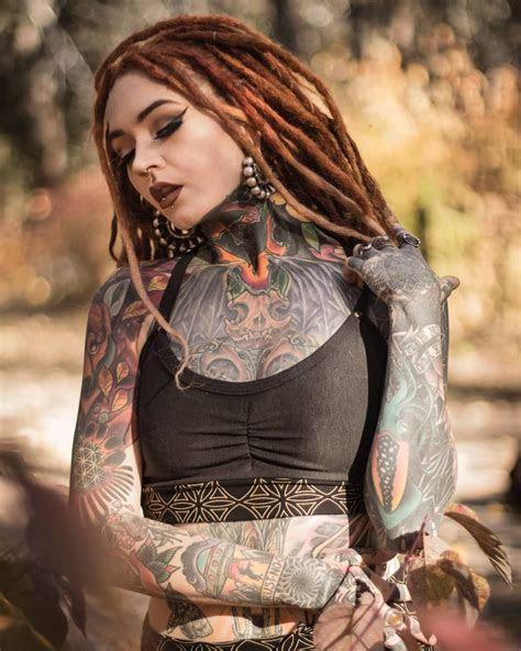 pin tattooed muses