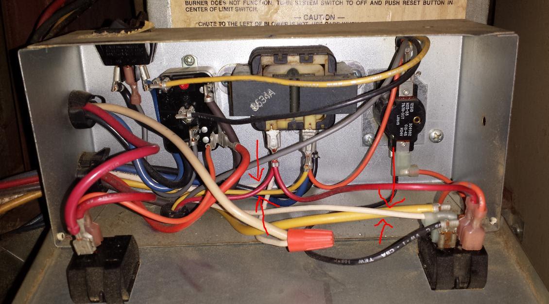 Rheem Rtex 18 Wiring Diagram