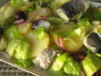 Salata de hering