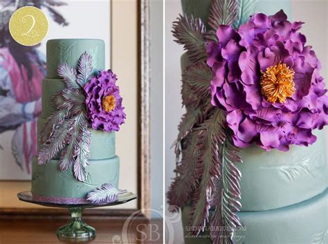 Orchid, Lavender & Mint: Indian Wedding Color Inspiration