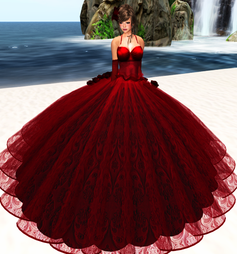 :: Aleida :: Lilly gown