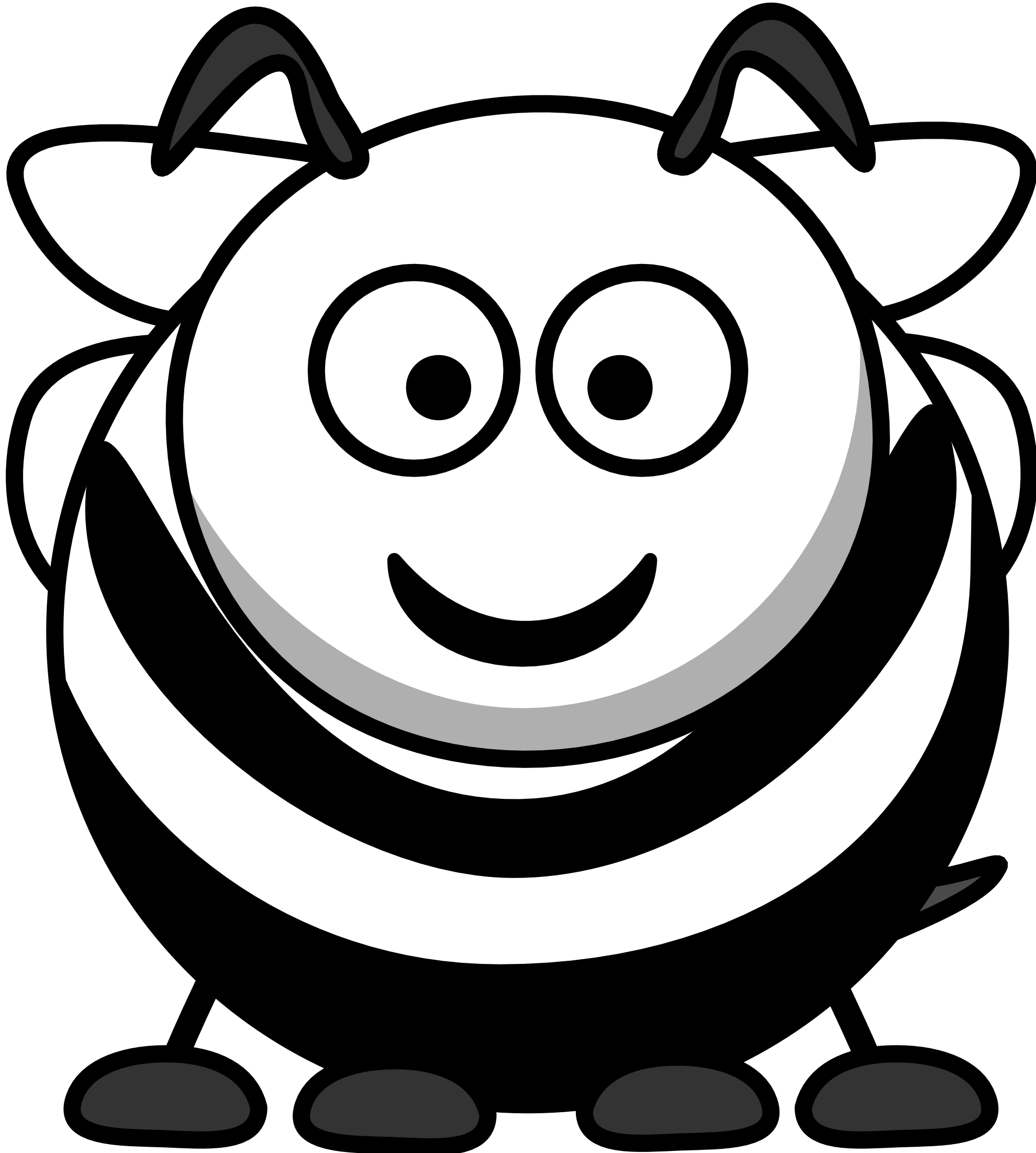 Bee Clipart Black And White | Clipart Panda - Free Clipart ...
