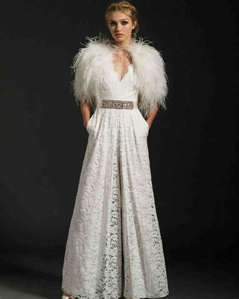 46 Pretty Wedding Dresses with Pockets   Martha Stewart