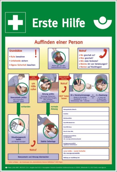 Pfitzmayr Shop - Anleitung Erste Hilfe