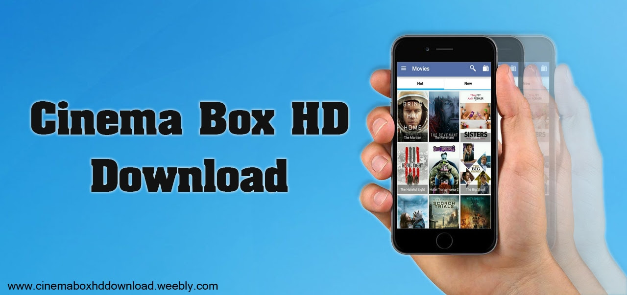 CinemaBox HD 2020