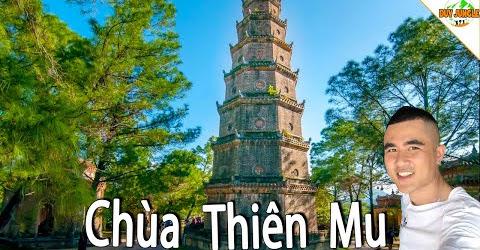 Chùa Thiên Mụ Huế - Cổ tự hơn 400 năm | Du lịch Huế | Duy Jungle