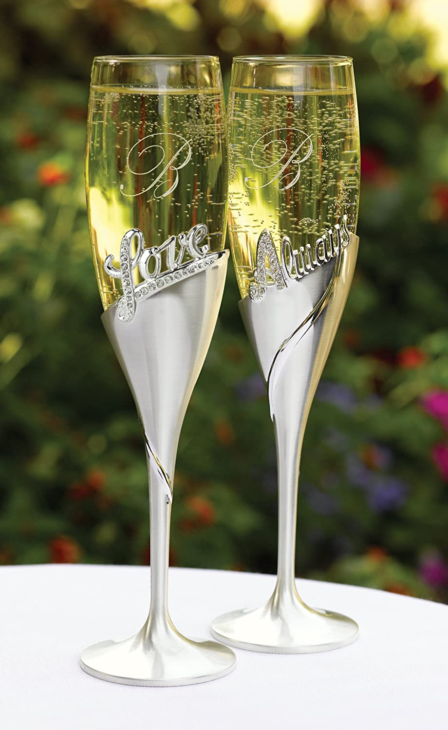 FLUTE GLASSES ARE GREAT FOR ANY CELEBRATION
