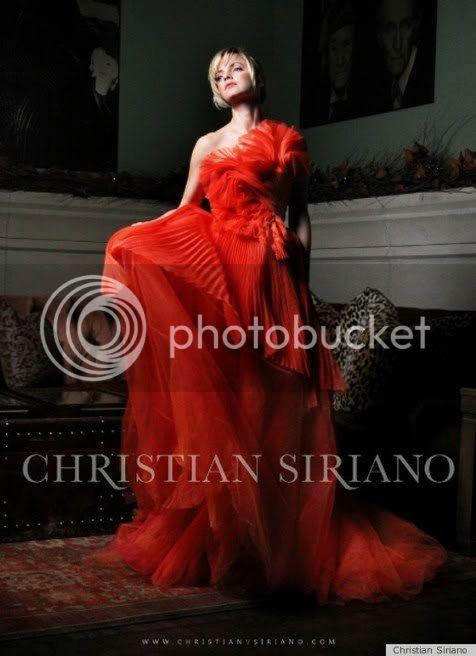 Christian Siriano Spring 2012 Campaign