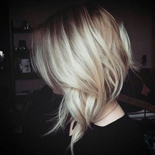15 Edgy New Hairstyles for Medium Hair - PoPular Haircuts