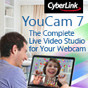YouCam 4 -The Fun Effects Software for HD Webcams