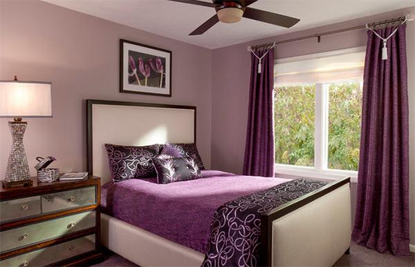 Purple Bedroom Ideas Master Bedroom House Room