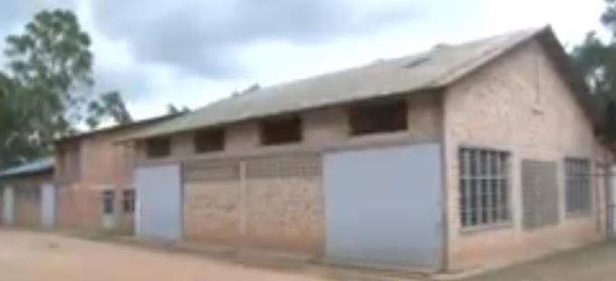 Nyamagabe: Meya Uwamahoro yagaragaje ibibazo bitanu byatumye uruganda rutunganya ingano ruhagarara - #rwanda #RwOT