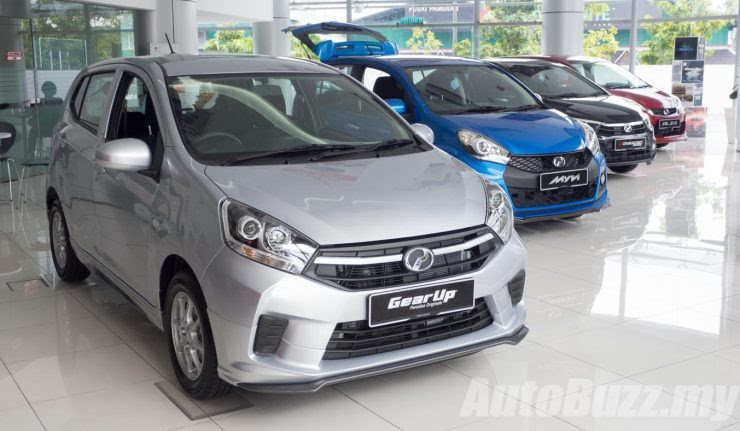 Perodua offer free inspection & discount on parts for