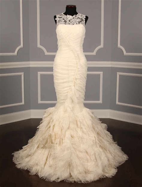 Vera Wang June 121712 Discount Designer Wedding Dress
